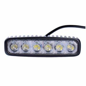 18W LED Werklamp Langwerpig Basis