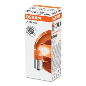 Osram RY10W 12V Gloeilamp BAU15s Original Line 10 Stuks