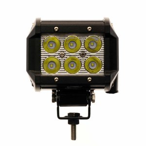 18W PRO LED Lightbar verstraler
