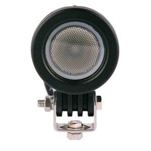 10W LED breedstraler rond