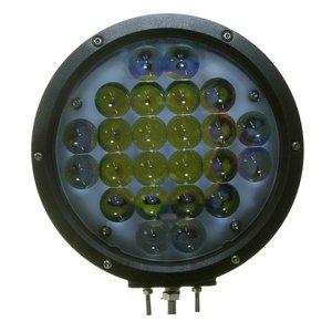 120W LED Verstraler Zwart