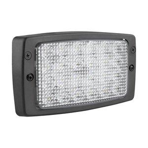 Wesem Inbouw LED Werklamp Dakrand Met Frame 184x102mm