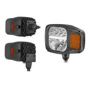 LED Koplamp Met Richtingaanwijzer Links K2