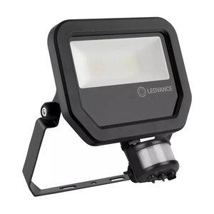 20W LED Bouwlamp 230V + Sensor 4000K