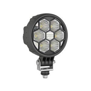 LED Werklamp Rond Breedstraler 2500LM + Deutsch-DT