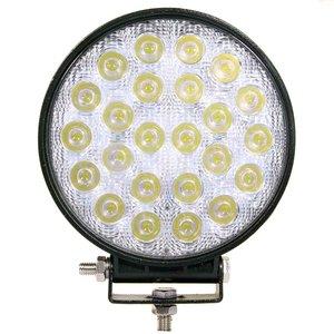 72W LED Werklamp Rond Basis