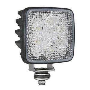 Wesem CRK2 LED Werklamp Vierkant + 0,5m Kabel