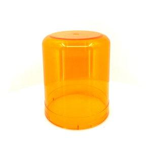 Oranje Losse Lens Voor Dasteri 410 serie zwaailamp