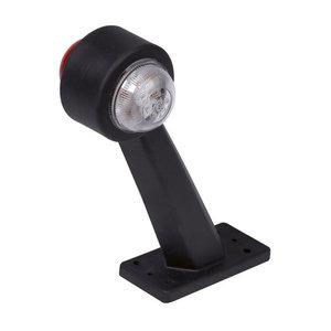 Set LED Breedtelampen Schuin Lang 10-30V