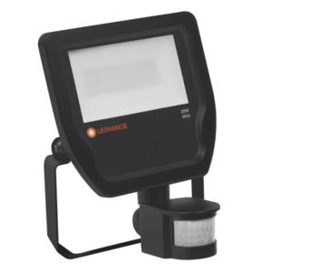 20W LED Bouwlamp 230V + Sensor
