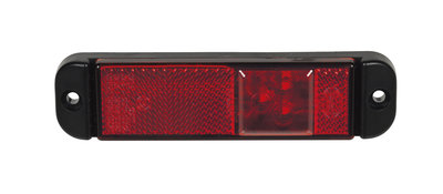 LED Achtermarkering 9-33V