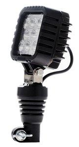 Flexibele DIN-Steun voor werklamp