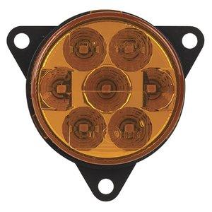 LED richtingaanwijzer voorkant rond