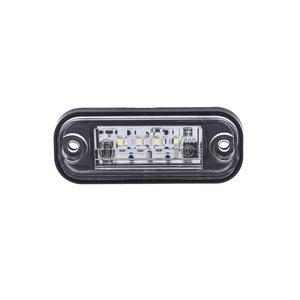 LED Kentekenverlichting 10-30V