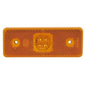 LED Zijmarkering Oranje 24V