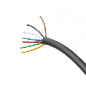 Verwonderend 7 aderige kabel voor aanhanger verlichting online bestellen XN-96