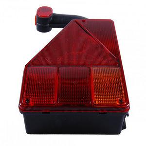 Aspöck Achterlicht Earpoint 1 Links Met Markeringslamp + Mistlamp