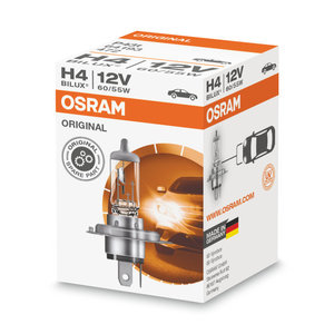 Osram H4 Original Line 12V Halogeen Lamp P43t