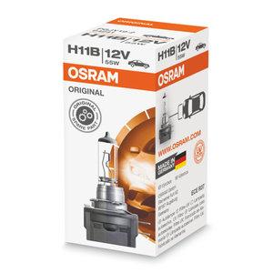 Osram H11B Halogeen Lamp 12V BA15s Original Line