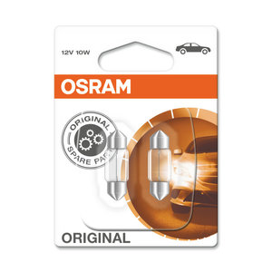 Osram Gloeilamp 12V SV8.5-8 Original Line 2 Stuks