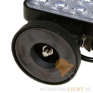 Magneetvoet werklamp