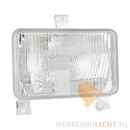 Voorkant-koplamp